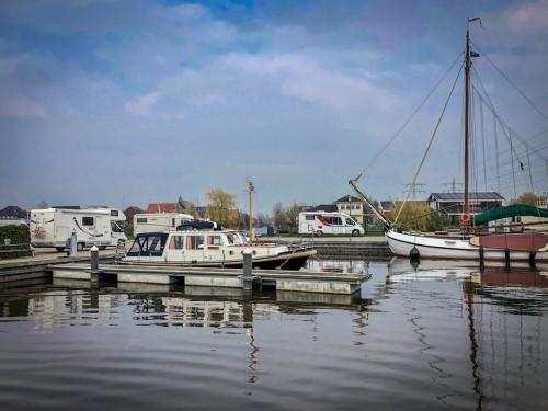 Camperplaats Leeuwarden